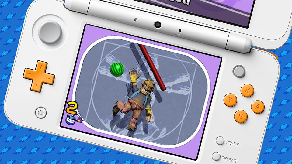 WarioWare Gold Screenshot