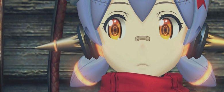 Xenoblade Chronicles 2 Poppi Screenshot