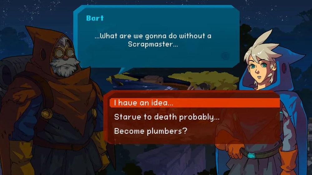 Aegis Defenders Review Screenshot 1
