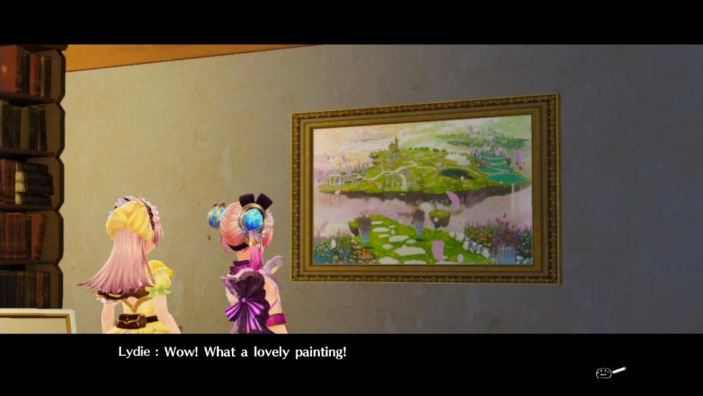 Atelier Lydie And Suelle: The Alchemists And The Mysterious Paintings Review Screenshot 1