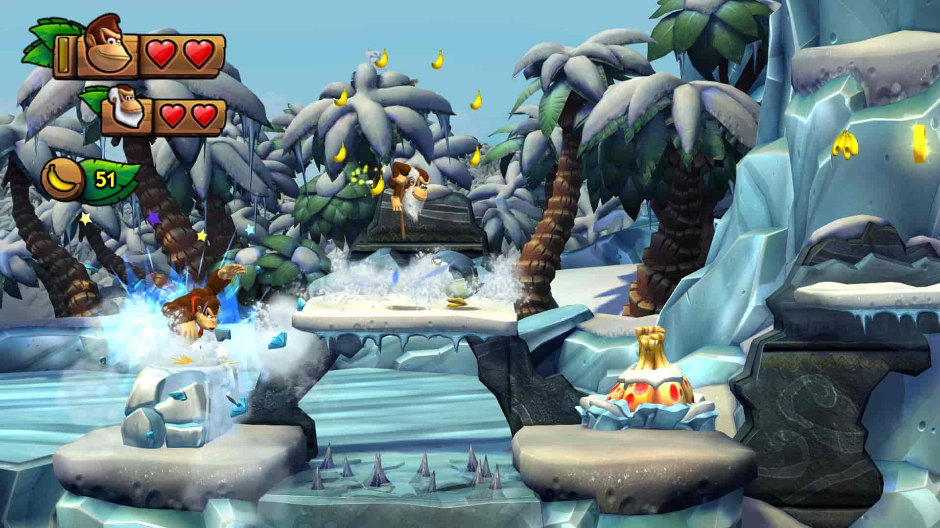 Donkey Kong Country Tropical Freeze Review Switch Nintendo Insider