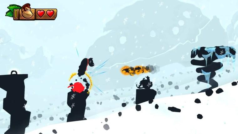 Donkey Kong Country: Tropical Freeze Review Screenshot 2