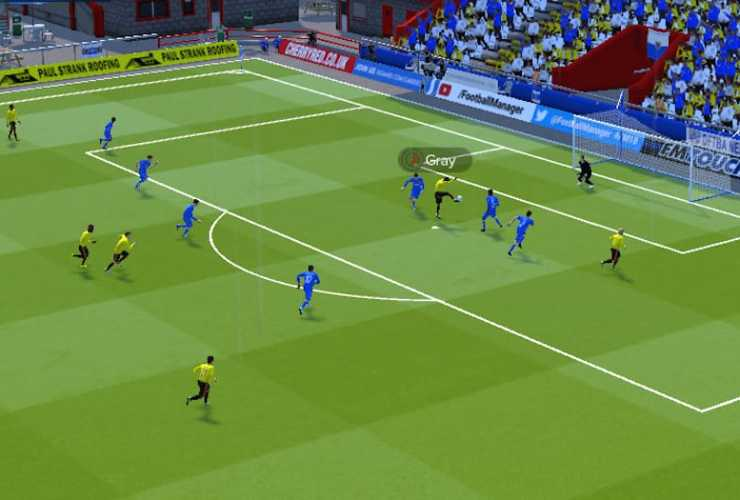 Football Manager Touch 2018 Screenshot