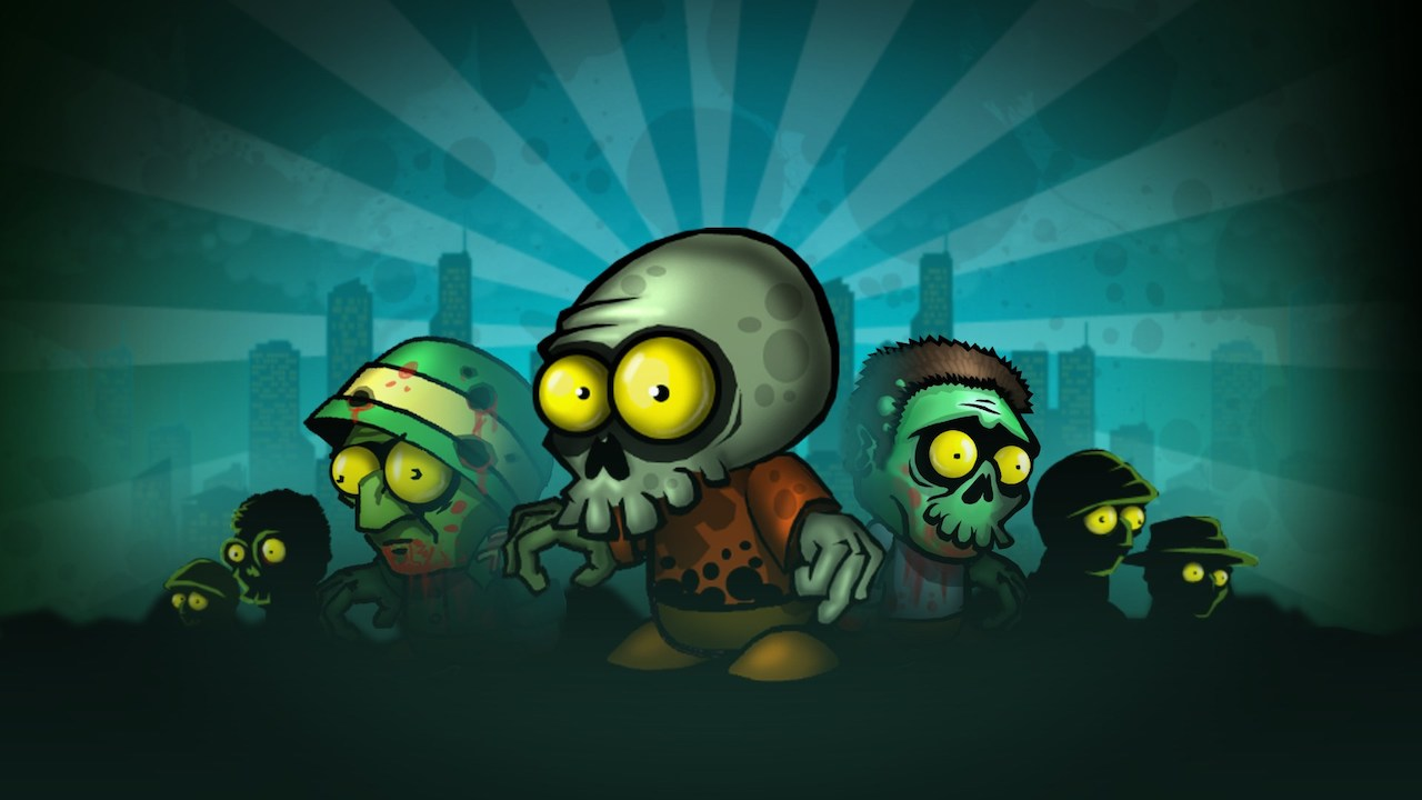 I, Zombie Review Header