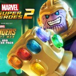 LEGO Marvel Super Heroes 2 Avengers: Infinity War Character And Level Pack
