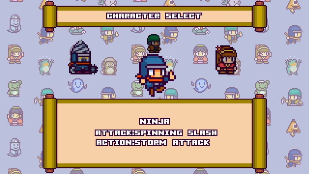 Ninja Striker! Review Screenshot 1