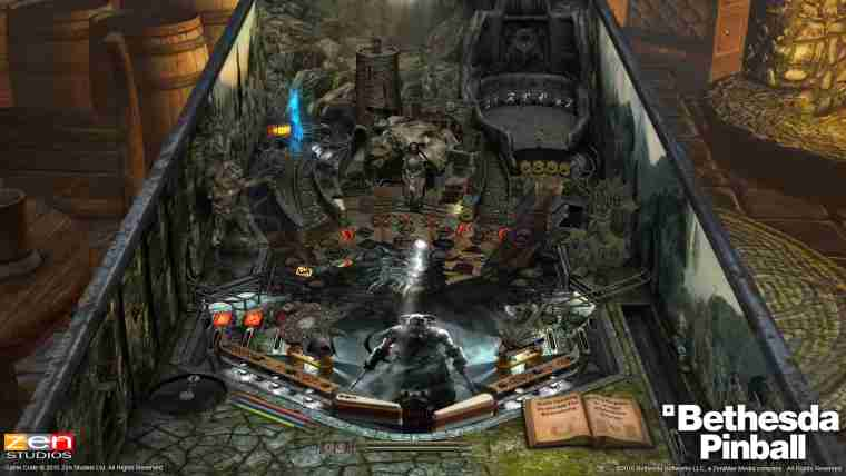 Pinball FX3: Bethesda Pinball Review Screenshot 2