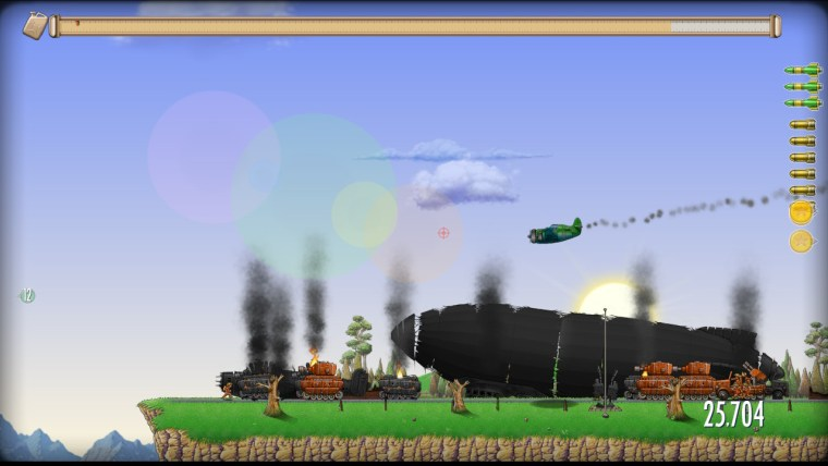 Rogue Aces Review Screenshot 1