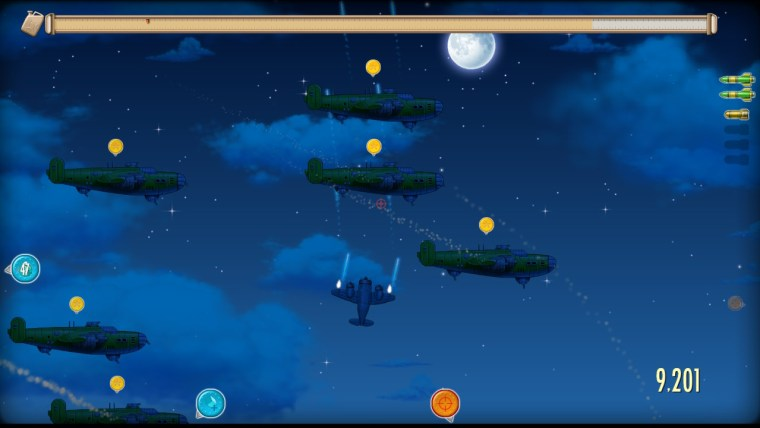 Rogue Aces Review Screenshot 2