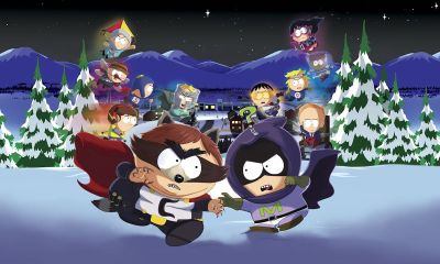 South Park: The Fractured But Whole Review Header