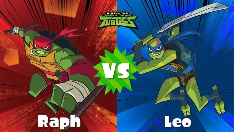 Splatoon 2 Splatfest Teenage Mutant Ninja Turtles