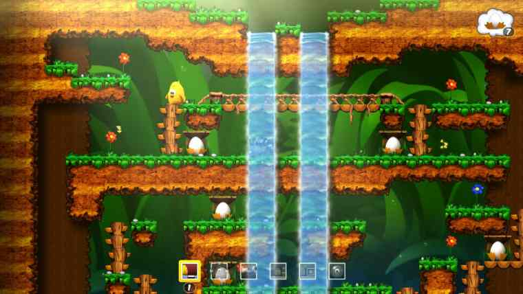 Toki Tori Switch Review Screenshot 1