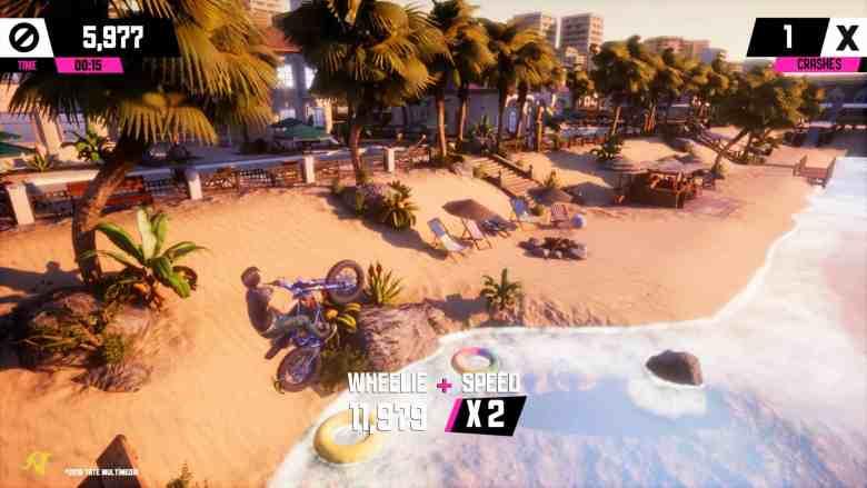 Urban Trial Playground Review Screenshot 2