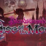 Bloodstained: Curse Of The Moon Logo