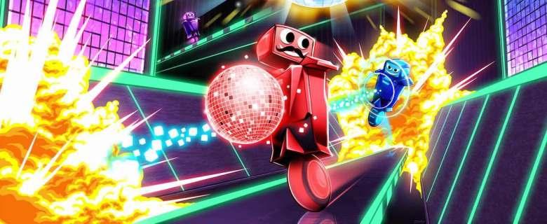 Disco Dodgeball Remix Artwork