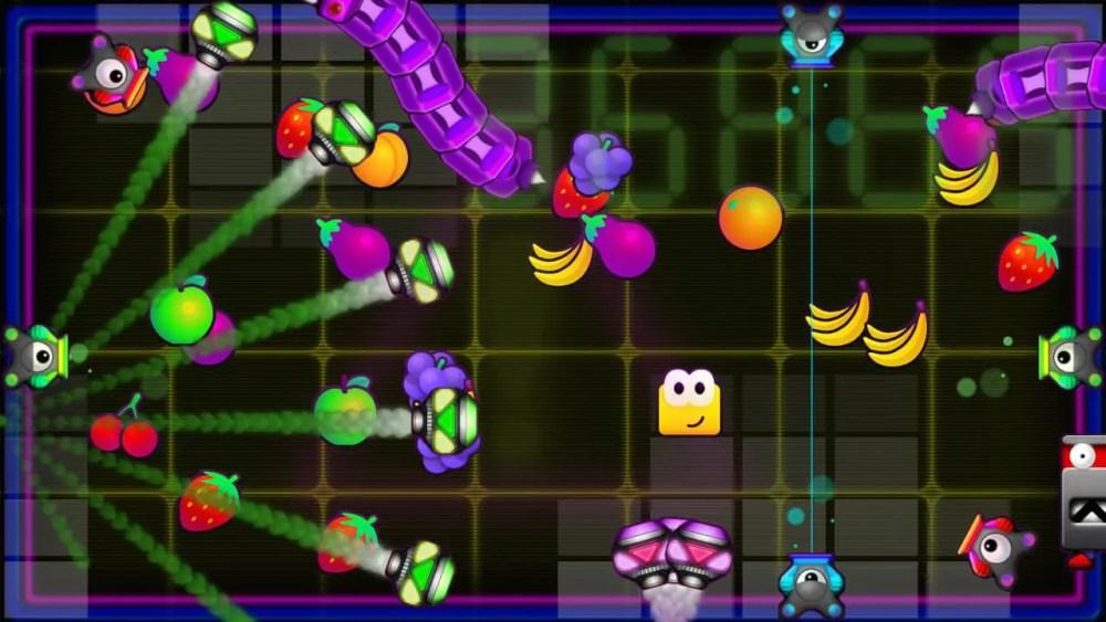 Don't Die, Mr. Robot! DX Review Screenshot 1