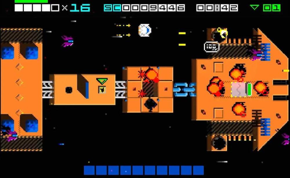 Hyper Sentinel Review Screenshot 3