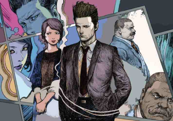 Jake Hunter Detective Story: Ghost Of Dusk Artwork