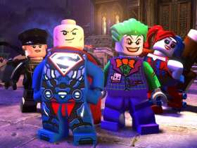 LEGO DC Super Villains Screenshot