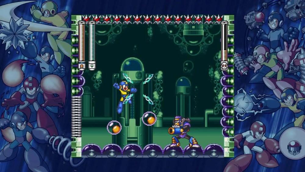 Mega Man Legacy Collection 2 Review Screenshot 1