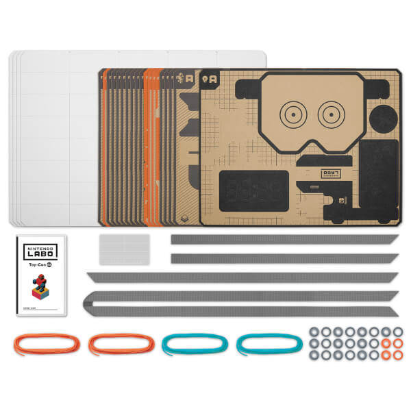 Nintendo Labo Toy-Con 02 Robot Kit Review Screenshot 1