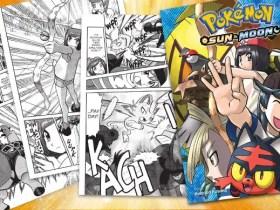 Pokémon: Sun And Moon Vol. 1 Manga