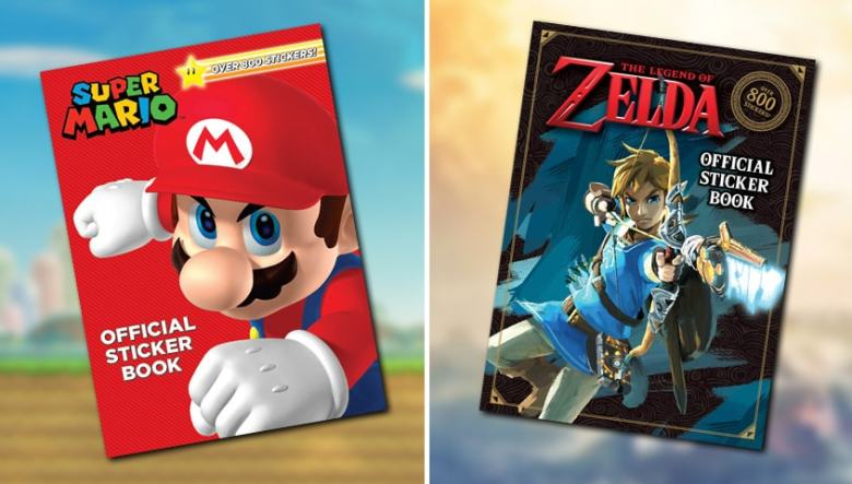 Random House Nintendo Books