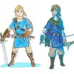 The Legend Of Zelda: Breath Of The Wild Concept Artwork