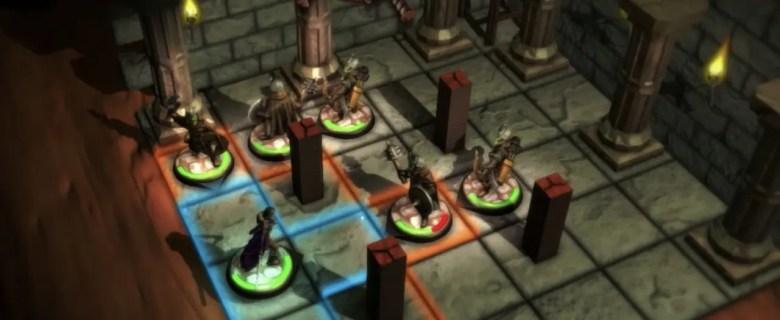 The Warlock Of Firetop Mountain Screenshot
