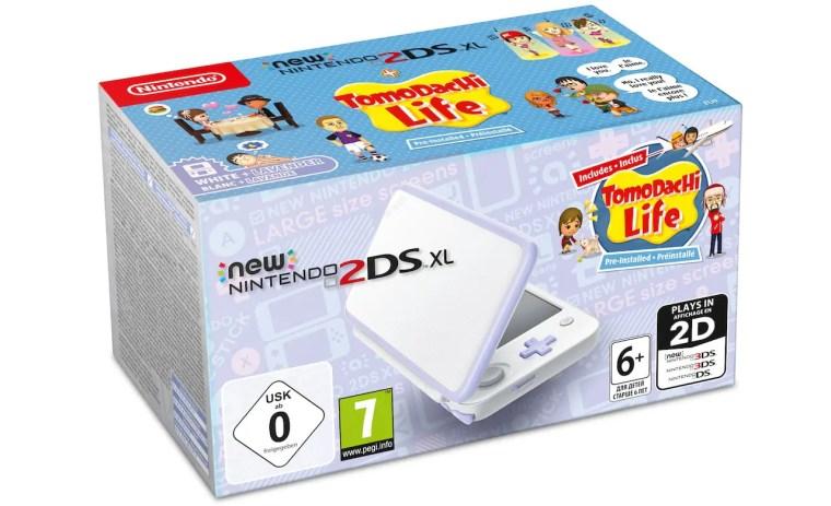 Tomodachi Life New Nintendo 2DS XL Bundle