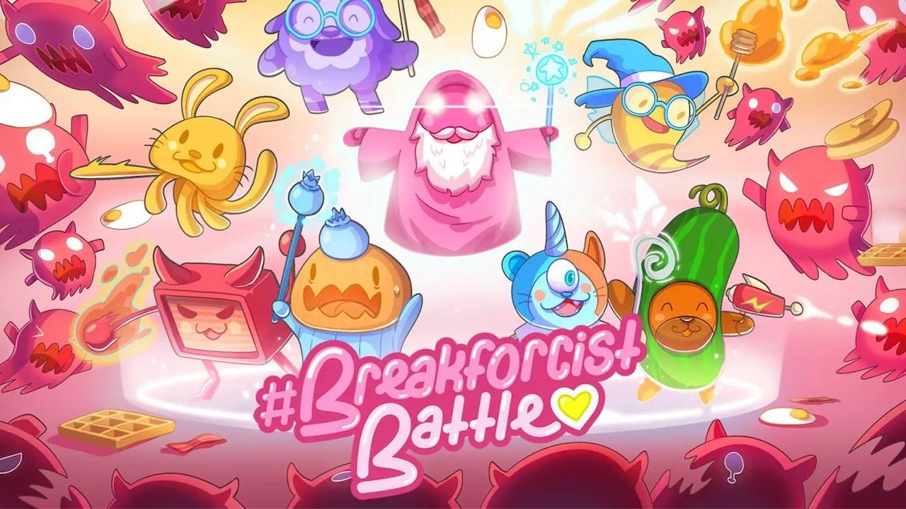 #Breakforcist Battle Review Header