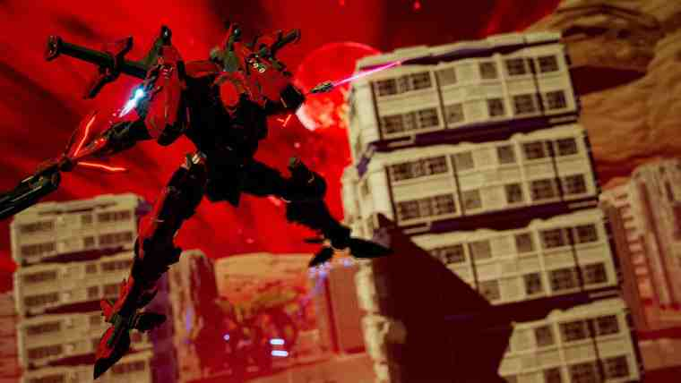 Daemon X Machina E3 2018 Screenshot 8