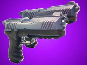 Fortnite Dual Pistols Screenshot