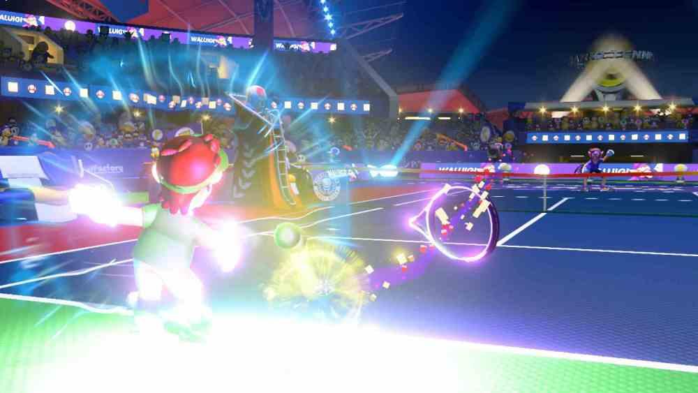 Mario Tennis Aces Review Screenshot 4
