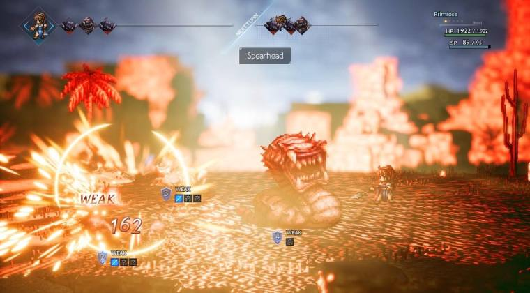 Octopath Traveler E3 2018 Screenshot 6