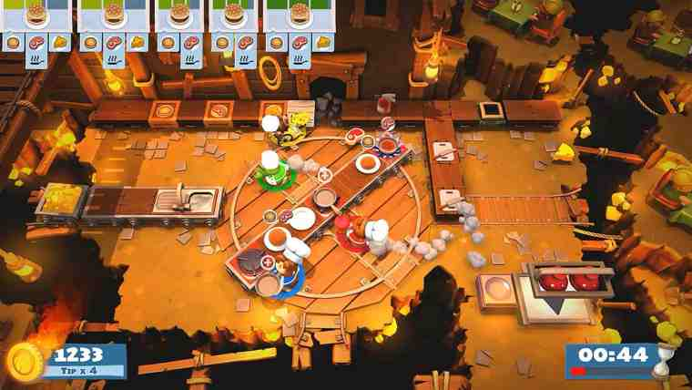 Overcooked 2 E3 2018 Screenshot 3
