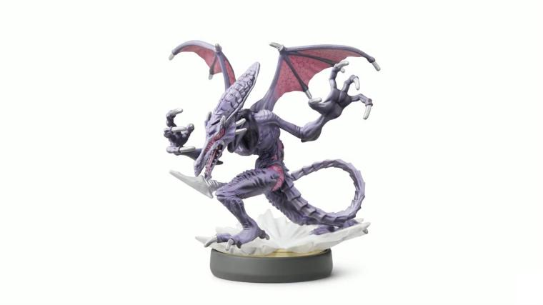 Ridley amiibo Photo