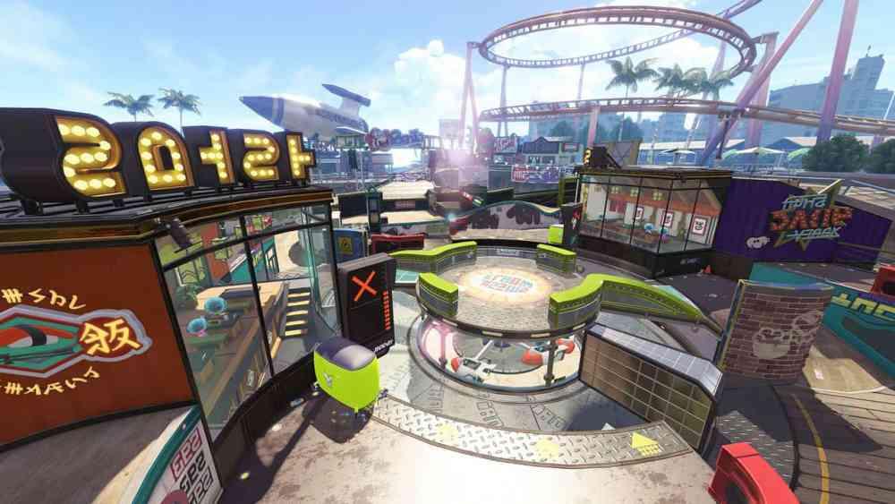 Splatoon 2 Wahoo World Screenshot 4