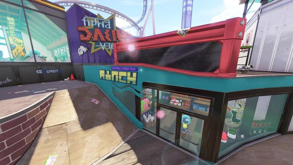 Splatoon 2 Wahoo World Screenshot 5