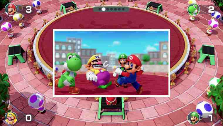Super Mario Party E3 2018 Screenshot 4