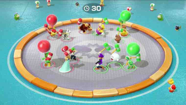 Super Mario Party E3 2018 Screenshot 7
