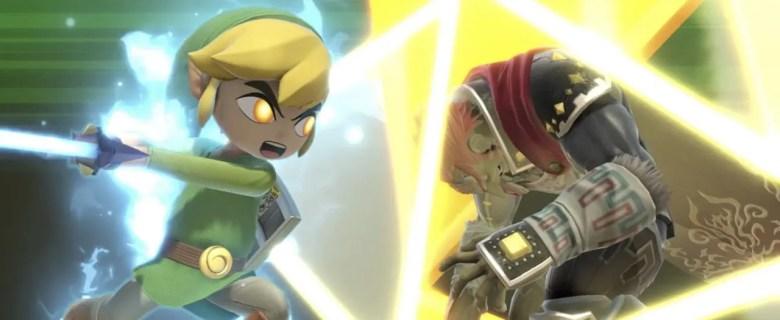 Toon Link Super Smash Bros. Ultimate Screenshot