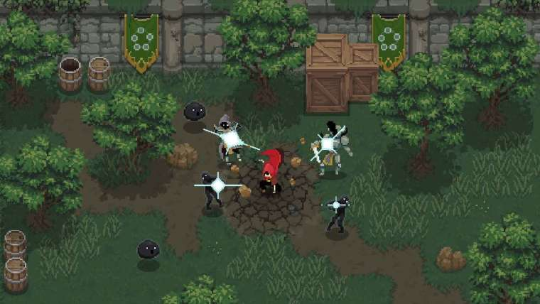 Wizard Of Legend Review Screenshot 1