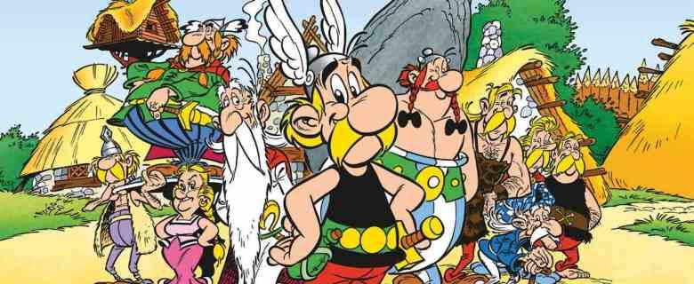 Asterix And Obelix Artwork