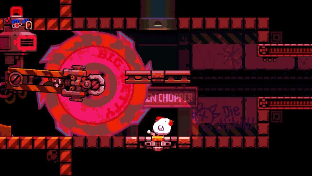 Bomb Chicken Review Screenshot 2