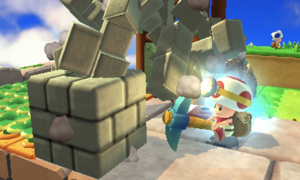 Captain Toad: Treasure Tracker 3DS Review Screenshot 1