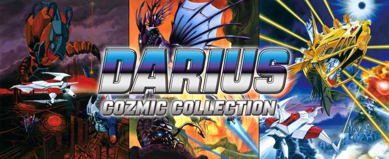 Darius Cozmic Collection Artwork