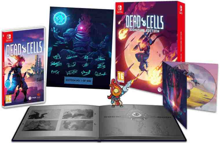Dead Cells Signature Edition Nintendo Switch
