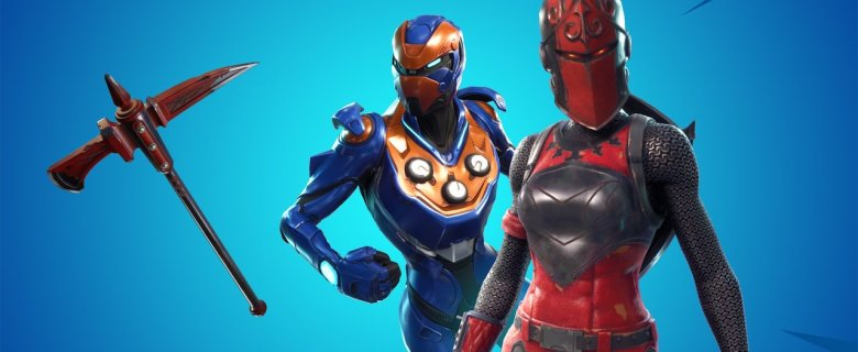 Fortnite Red Knight Criterion Outfits