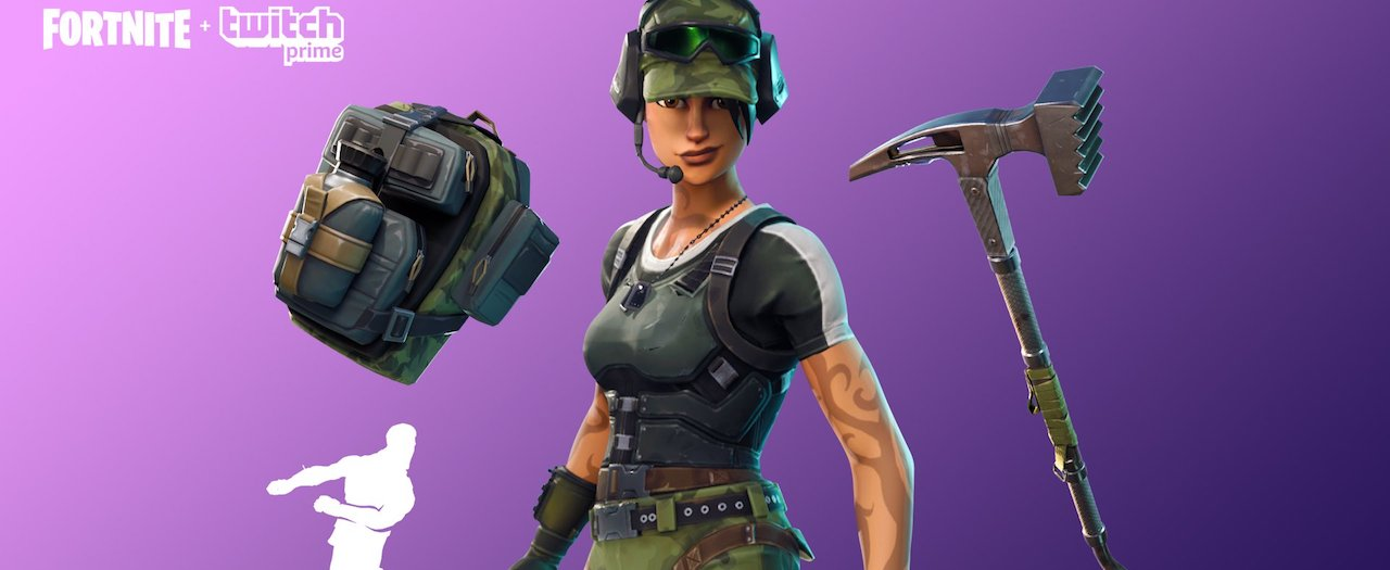 Fortnite Twitch Prime Pack #2 Now Available – Nintendo Insider